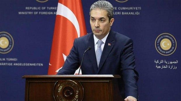 Türkiye'den, ABD'ye Osman Kavala tepkisi