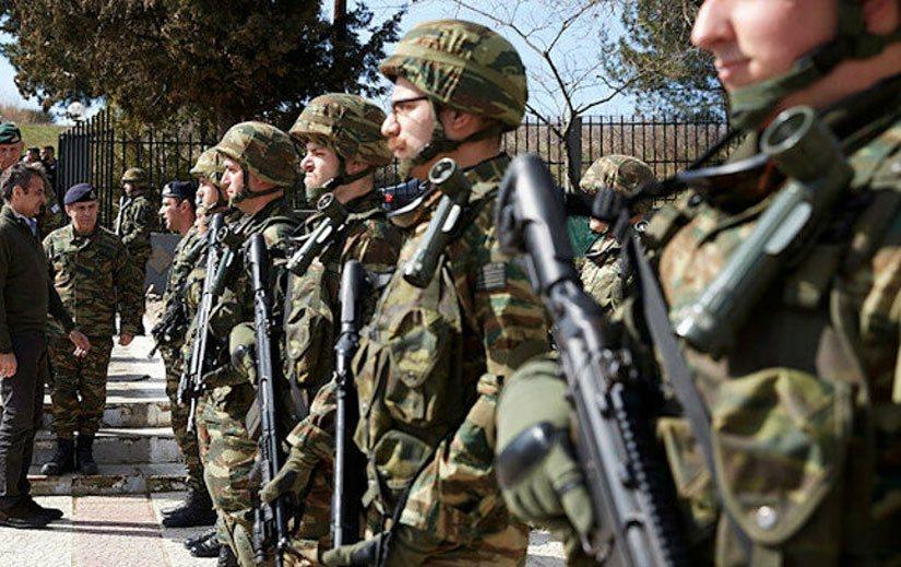 Yunanistan 6 aydır askerine maaş ödeyemiyor