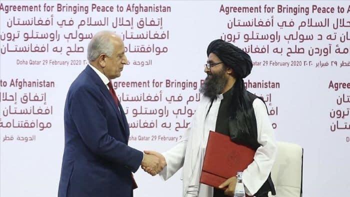 Afgan cumhurbaşkanı yardımcısından ABD'ye tepki