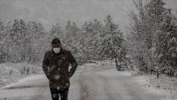 Doğu Anadolu'da  yarın kuvvetli kar bekleniyor