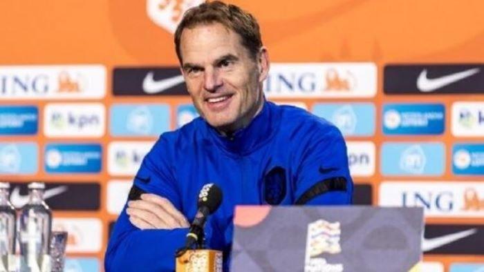 """Frank de Boer: """"Türkiye'nin çok iyi oyuncuları var"""""""