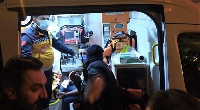 Kahramanmaraş'ta silahlı kavga: 3 kişi yaralandı