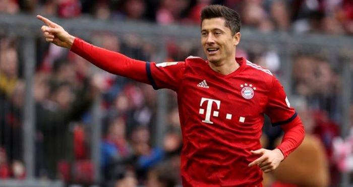 Lewandowski sahalardan dört hafta uzak kalacak
