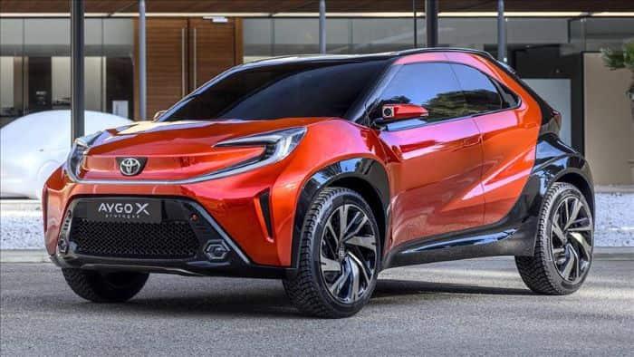 Toyota'nın Aygo X Prologue modeli için Goodyear'dan özel lastik
