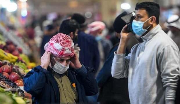 Ortadoğu'da  Kovid-19 kaynaklı ölümler arttı