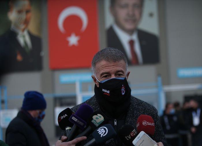 Ağaoğlu: Biraz Trabzonspor gibi oynamamız lazım