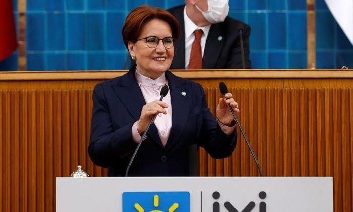 Akşener, İYİ Parti Grup Toplantısında konuştu