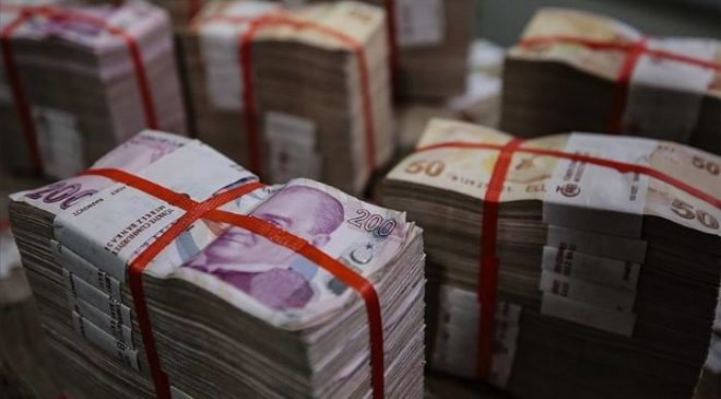 Bankacılık sektörünün aktifleri 6,1 trilyon lira oldu