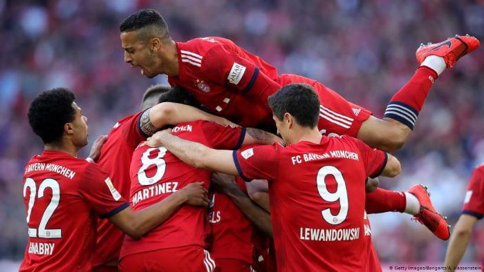 Bayern Münih'in Stuttgart'ı 4-0 yendi