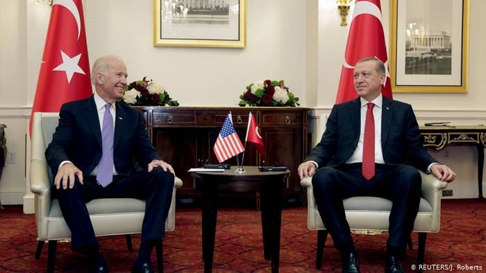 Biden'dan  Erdoğan'a davet