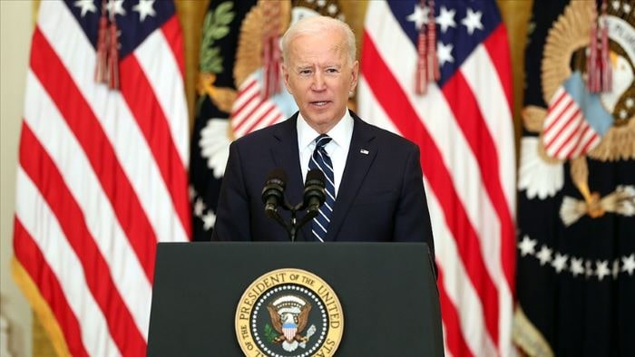 Joe Biden'a 24 Nisan mektubu