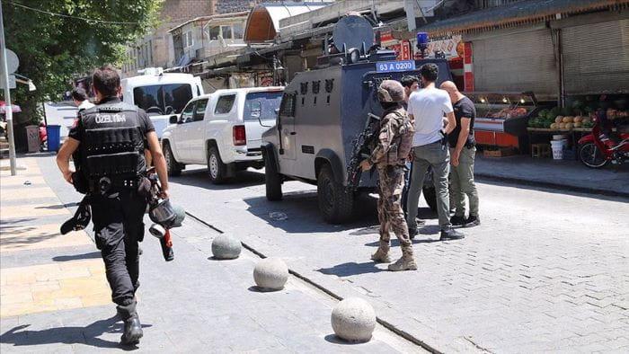 Bombalı eylem hazırlığındaki terörist Şanlıurfa'da yakalandı