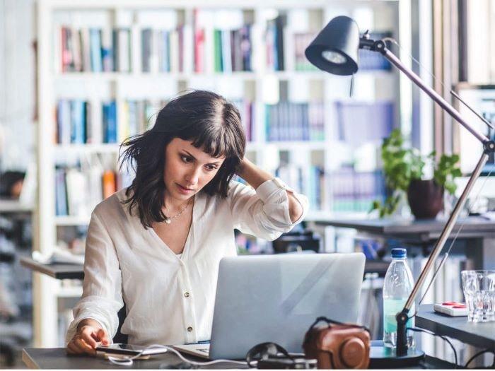 Toplumda çalışan kadına yeterli önem verilmiyor