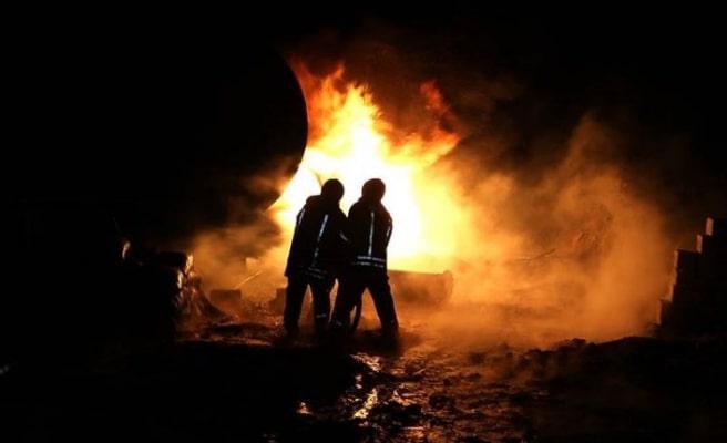 Cerablus ve Bab ilçelerine balistik füze saldırısı