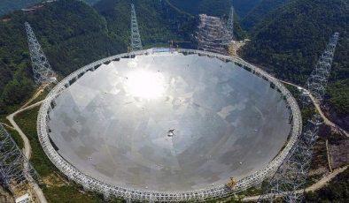 Çin, Küre Teleskopunu araştırmacıların kullanımına açtı