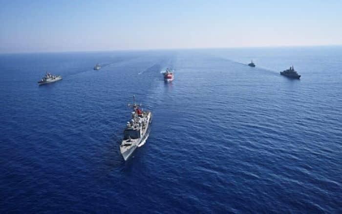 Türkiye'den İsrail ve AB'ye Doğu Akdeniz notası