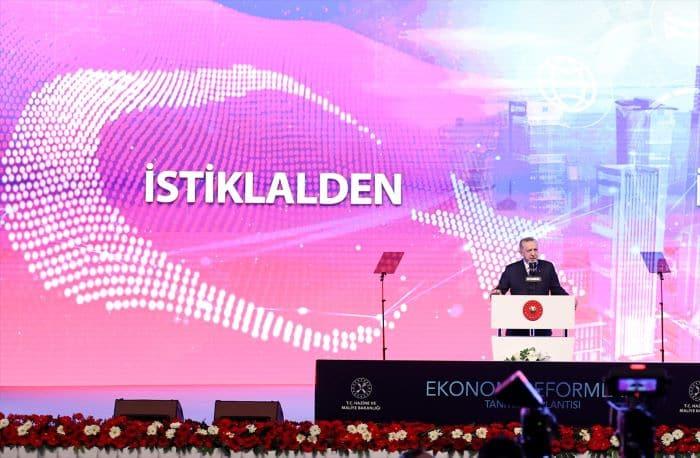 """Erdoğan, """"Ekonomi Reformları""""nı açıkladı"""