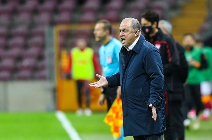 Terim:  Biz büyük bir kulübüz, 'Asıl olan Galatasaray'dır