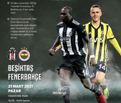 Beşiktaş-Fenerbahçe derbisinden notlar