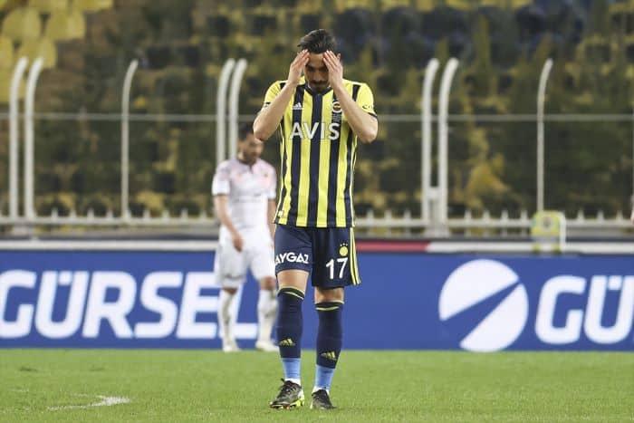 Fenerbahçe'den tarihinin en kötü iç saha performansı