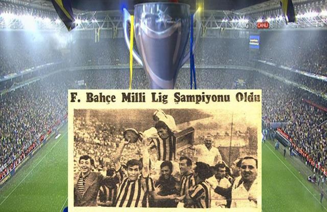 Fenerbahçe,1959'dan önceki şampiyonlukların dahil edilmesi için TFF'ye başvurdu