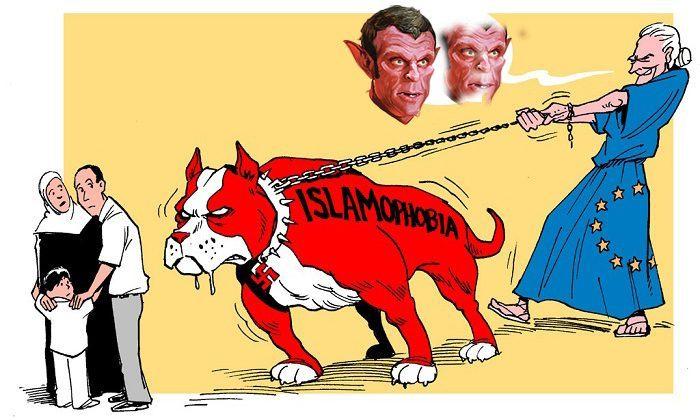 Fransa'da İslam düşmanlığı artıyor