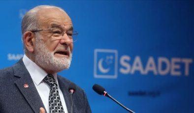 Karamollaoğlu'dan, Erdoğan eleştirisi: Dün o kararlara muhtaçtı