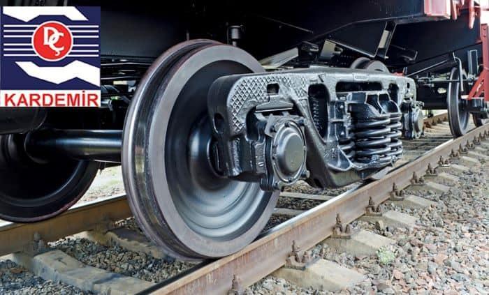 KARDEMİR'den demiryolu yatırımı
