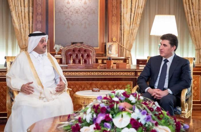 Katar Erbil'de konsolosluk açacak
