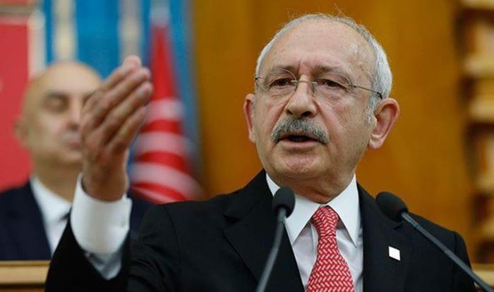 Kılıçdaroğlu'ndan İstanbul sözleşmesinin iptaline tepki