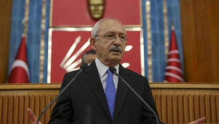 Kılıçdaroğlu'ndan iktidara tepki