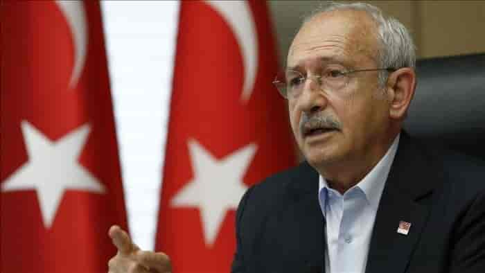 Kılıçdaroğlu'ndan yeni parti hazırlığına tepki