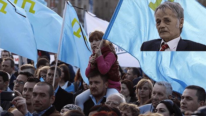 Rusya, Kırımoğlu'nun Kırım'a giriş yasağını 2034'e kadar uzattı