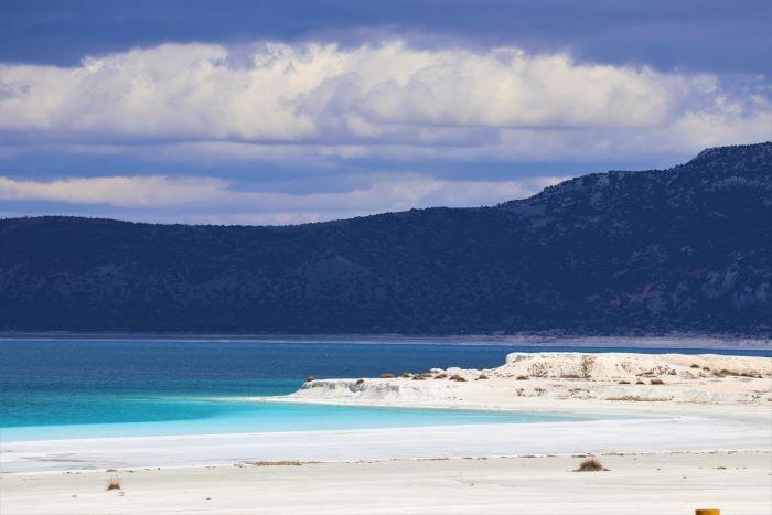 Salda Gölü'ne ziyaretçi kısıtlaması