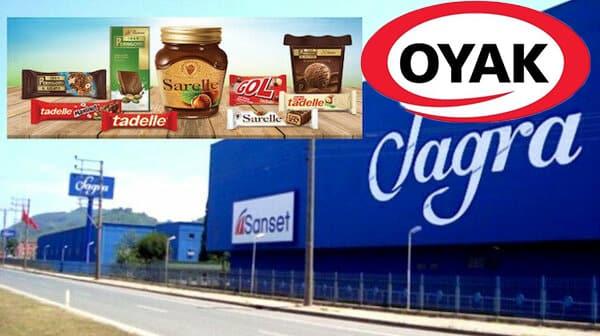 OYAK Sagra Çikolata'yı satın aldı