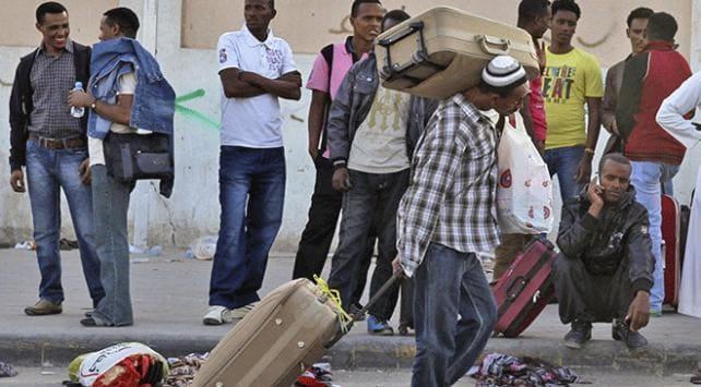 """Suudi Arabistan'da yabancı işçilerde """"sözleşmeli ilişki"""" dönemi"""