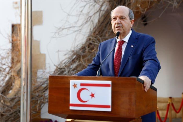 KKTC Cumhurbaşkanı Tatar, AB Cenevre görüşmelerine katılamaz