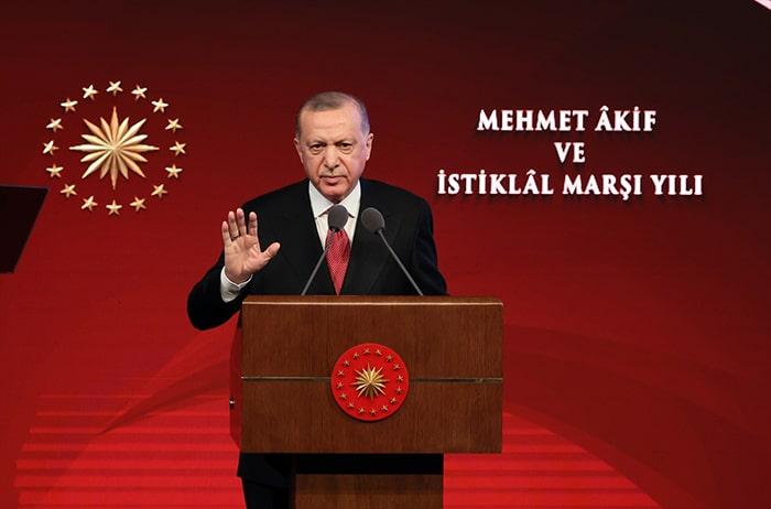 Mehmet Akif bir milli mücadele önderidir