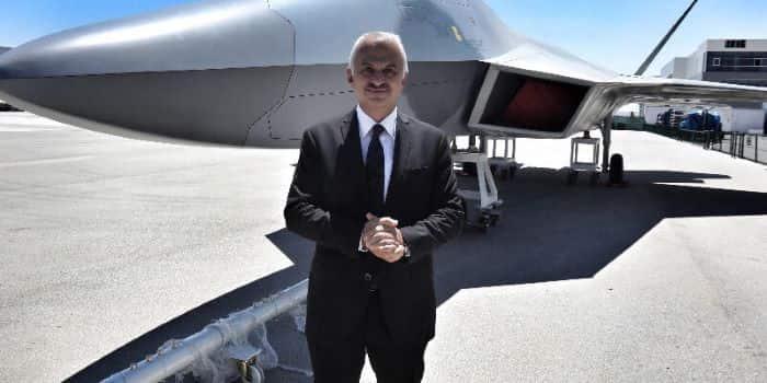 Temel Kotil: Milli Muharip Uçağı F-35 ayarında