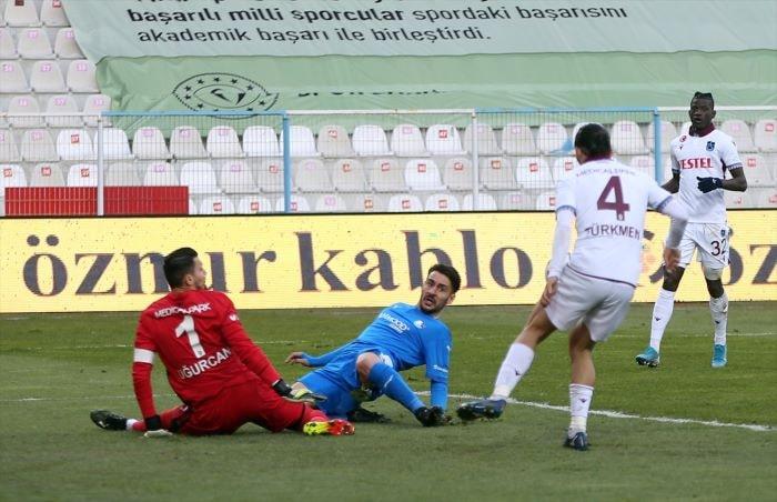 Trabzonspor'un Erzurum sessizliği