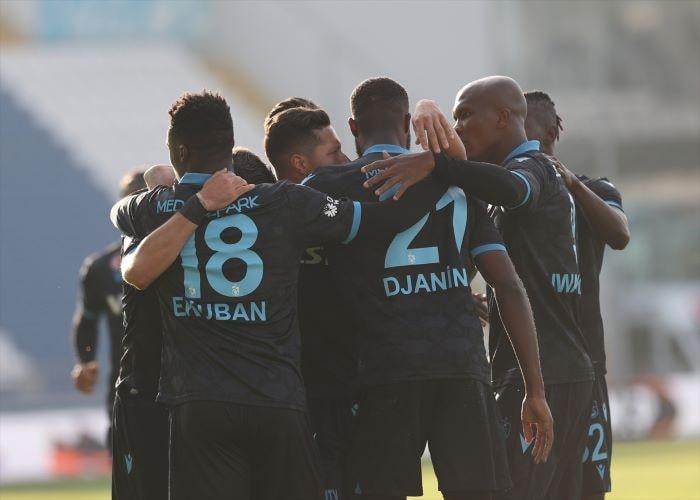 Trabzonspor, İstanbul'dan 3 puanla dönüyor