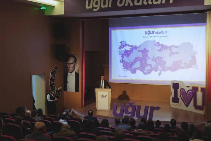 Uğur Okulları'ndan Ankara'ya yeni bir kampüs daha