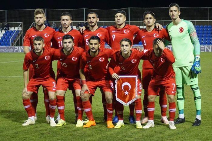 Ümit Milli Takımı'n hazırlık maç programı belli oldu