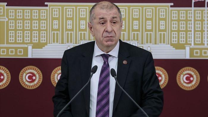 Ümit Özdağ partisinden istifa etti