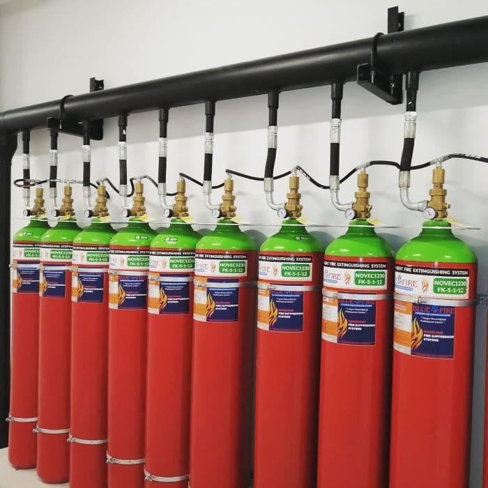 Yangın Söndürme Sistemlerinde Küresel Pazar