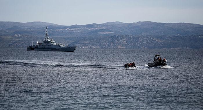 Yunanistan'dan Ege'de göçmen cinayeti