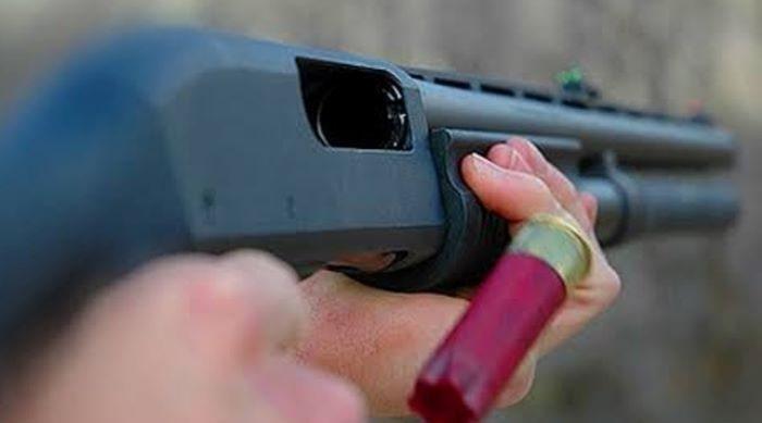 Aydın'da bir kişi gelinini av tüfeğiyle yaraladı