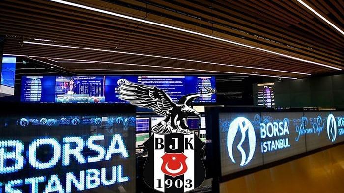 Beşiktaş, borsada yatırımcısına kazandırmaya devam ediyor