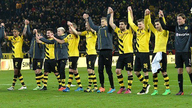 Borussia Dortmund haftayı 3 puanla kapattı