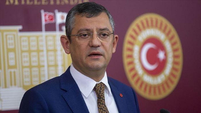 CHP Grup Başkanvekili Özel, gündemi değerlendirdi